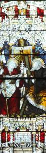 Kempe Hereford S transept apostles