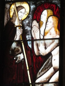 Fairford Adam and Eve
